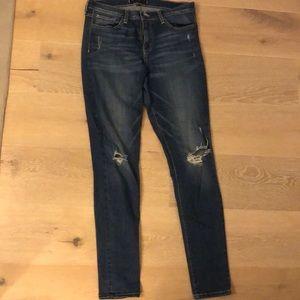 Flying Monkey Dark Denim Jeans